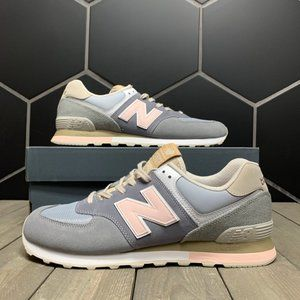 New Balance 574 Surf Grey Earthtone Running Shoes